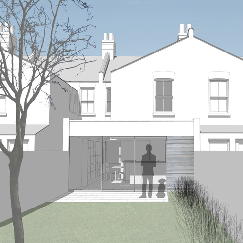 PLAN A ARCHITECTS LONDON EARLSFIELD HOUSE EXTENSION UK